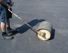 Asphalt Hand Roller For Rent Decker Tool Rental