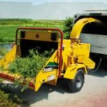 "tree chipper 10"" capacity"