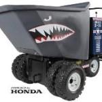 concrete buggy