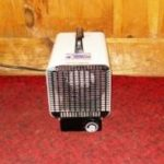 5K btu electric heater
