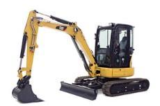 CAT 303 mini excavator