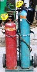torch - oxygen/acetylene