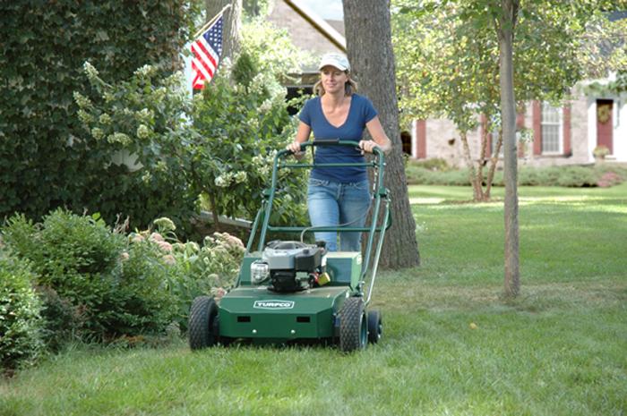 Lawn Aerator For Sale >> Professional Aerator | Decker Tool Rental